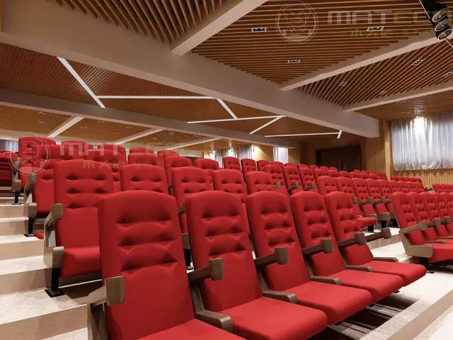 如何使用生态木设计会议厅?